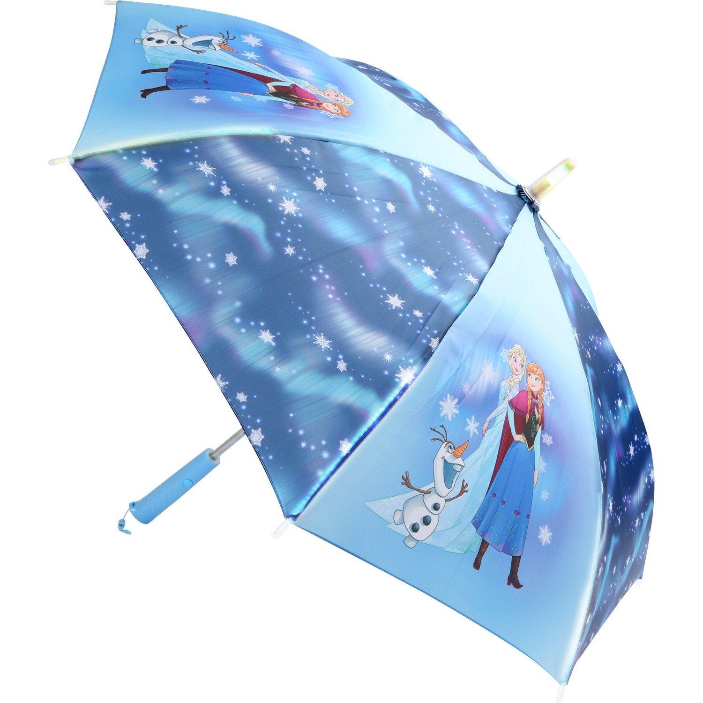 Frozen Eiskönigin Regenschirm mit Licht, Ø ca. 86 cm Ø ca. 86 cm