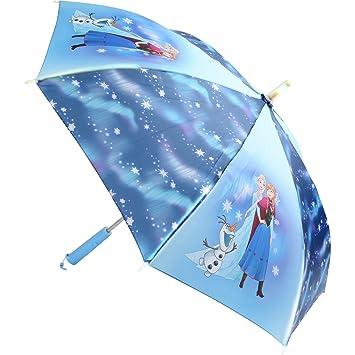 Paraguas con luz, Frozen.