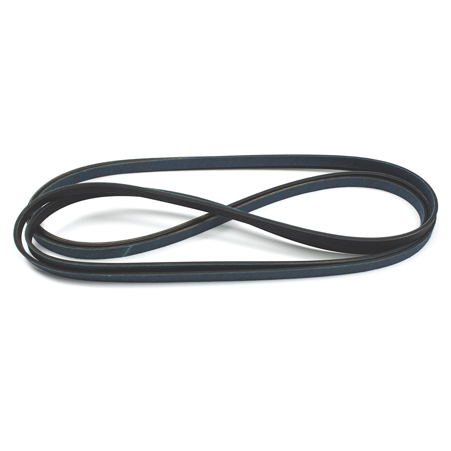 40111201 Dryer Drum Belt Replacement for Whirlpool & Maytag Dryers by PartsBroz - Replaces Part Numbers WP40111201, AP6009126, 14218936, 40051501, 40051502, 59174, PS11742271, R0606549, WP40111201VP