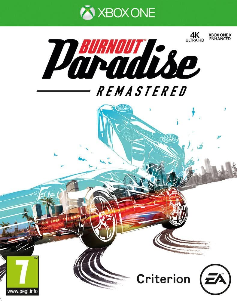 Burnout Paradise Remastered - Xbox One [Importación inglesa ...