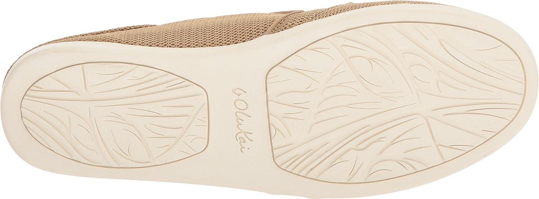 OLUKAI Waialua Mesh Shoes - Women's B073V9P7Z9 7 B(M) US|Khaki/Khaki
