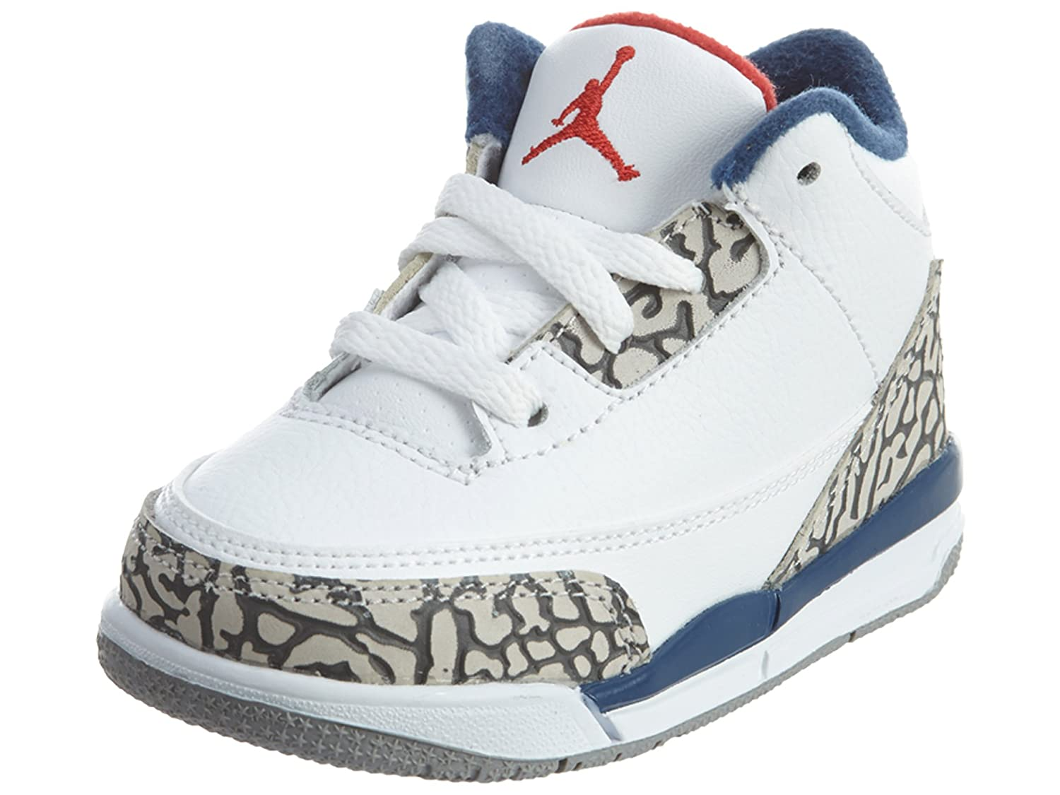 6e98e72a1cb2 JORDAN 3 RETRO BT Boys sneakers 832033-106 Nike Clothing durable service.