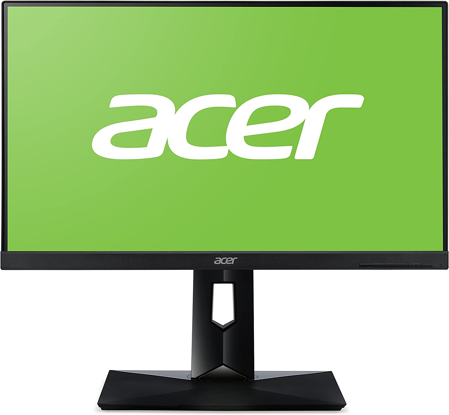"Acer CB271H Abmidr 27"" IPS Full HD Monitor with Tilt/Swivel/Pivot/Height Adjustment and Built-in Speakers,Black"