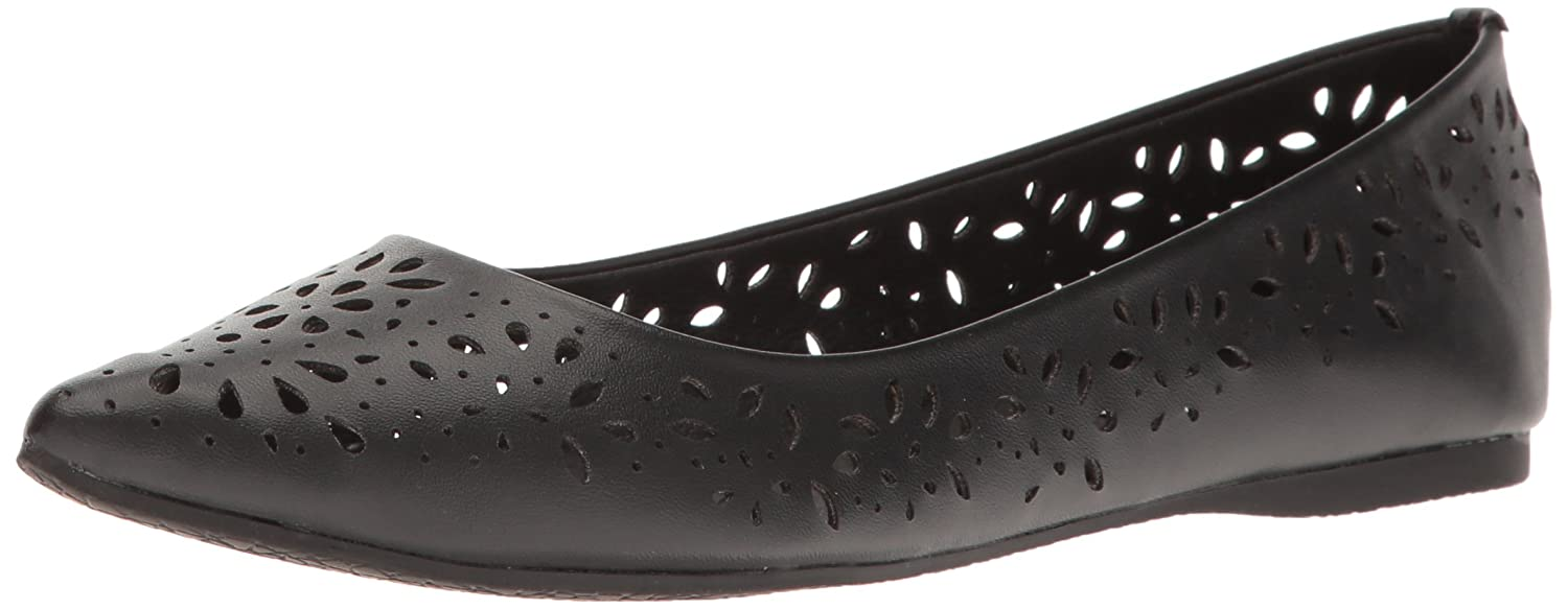 Steve Madden Women's Edyna Pointed Toe Flat, Black, 6 M US: Amazon.co.uk:  Shoes & Bags