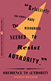 Obedience to Authority (Harper Perennial Modern Thought)