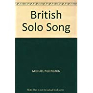 British Solo Song