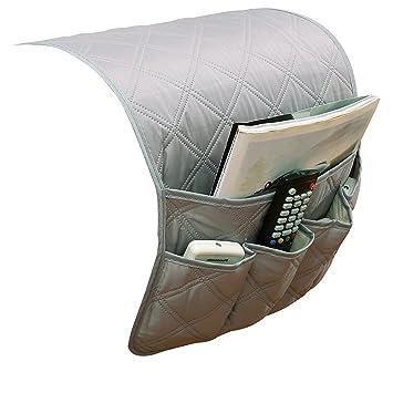 Sofa Caddy Arm Rest Organiser Magazine Holders Armrest Pocket Organizer Sofa  Couch Arm Chair Caddy Remote
