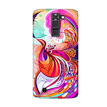 lowest price 2674a 2faa7 Fasheen Designer Soft Case Mobile Back Cover for LG K7: Amazon.in ...