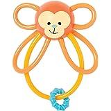 Manhattan Toy Winkel Monkey Rattle & Sensory Teether