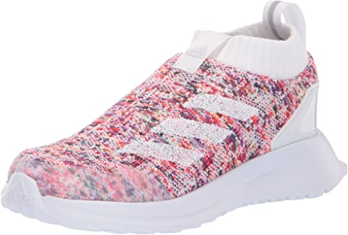 adidas Kids RapidaRun Laceless Running Shoe
