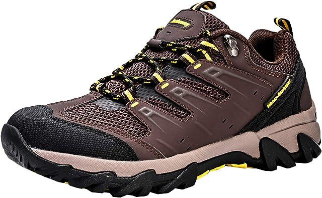 Zapatos de Senderismo Impermeables para Mujer Zapatillas JW1006 Jack Walker