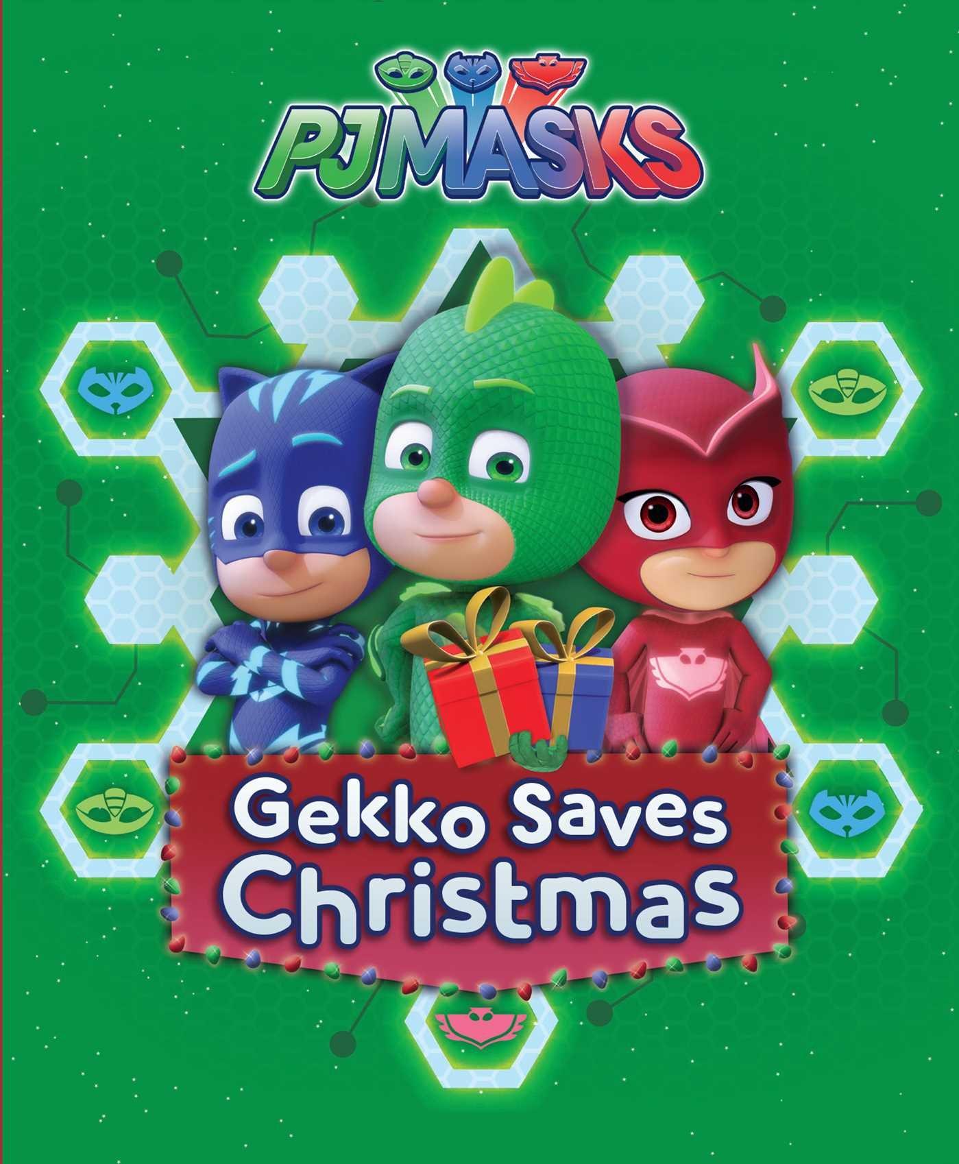 Gekko Saves Christmas (PJ Masks) : Testa, Maggie: Amazon.es ...