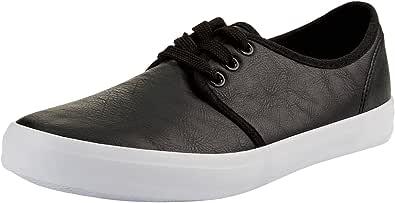 oodji Ultra Hombre Zapatos Básicos de Piel Sintética