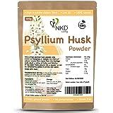 Cáscara orgánica de Psyllium Whole por NKD Living - 500g