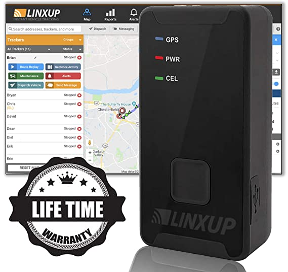 linxup ltas1 mini portable real time 4g personal tracking and gps