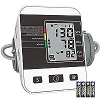 Blood Pressure Machine 【2020 Update】, Upper Arm Blood Pressure Monitor for Home...