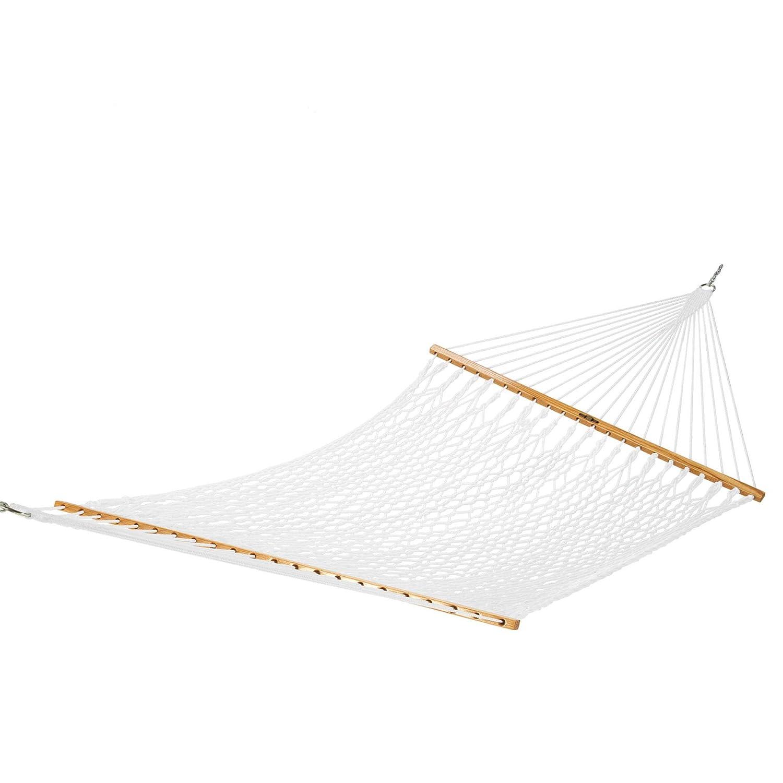Pawleys Island Large Original Polyester Rope Hammock – 13OP