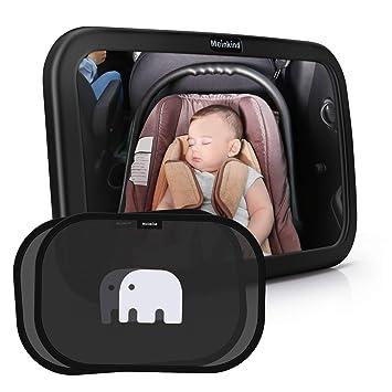 Baby asiento del coche protección maletero cover bajo asiento infantil saver bebé negro de seguridad