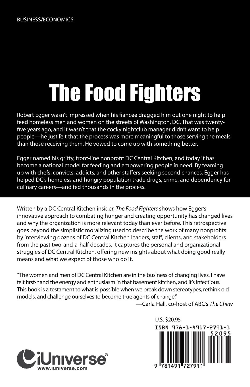 The Food Fighters: DC Central Kitchen\'s First Twenty-Five Years on ...