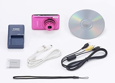 Canon SD1400IS Pink product image 9