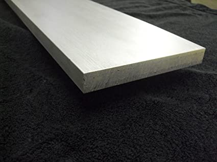 Amazon Com 3 8 Aluminum Bar Sheet Plate 12 X 18 6061 T6 Mill Finish Home Audio Theater