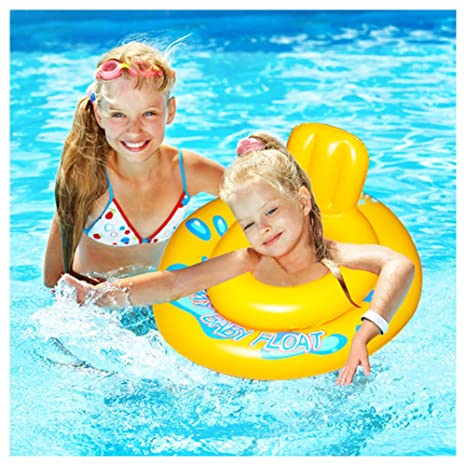 Amazon.com: HIXGB Swimming Rings, Inflatable Swimming Circle ...
