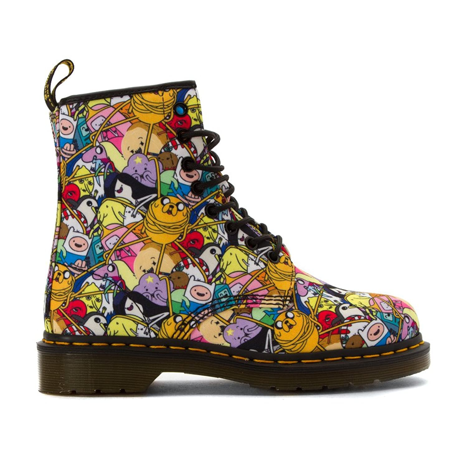 Dr. Martens Castel Toon 8 Eye Boot Ry52XYQ9