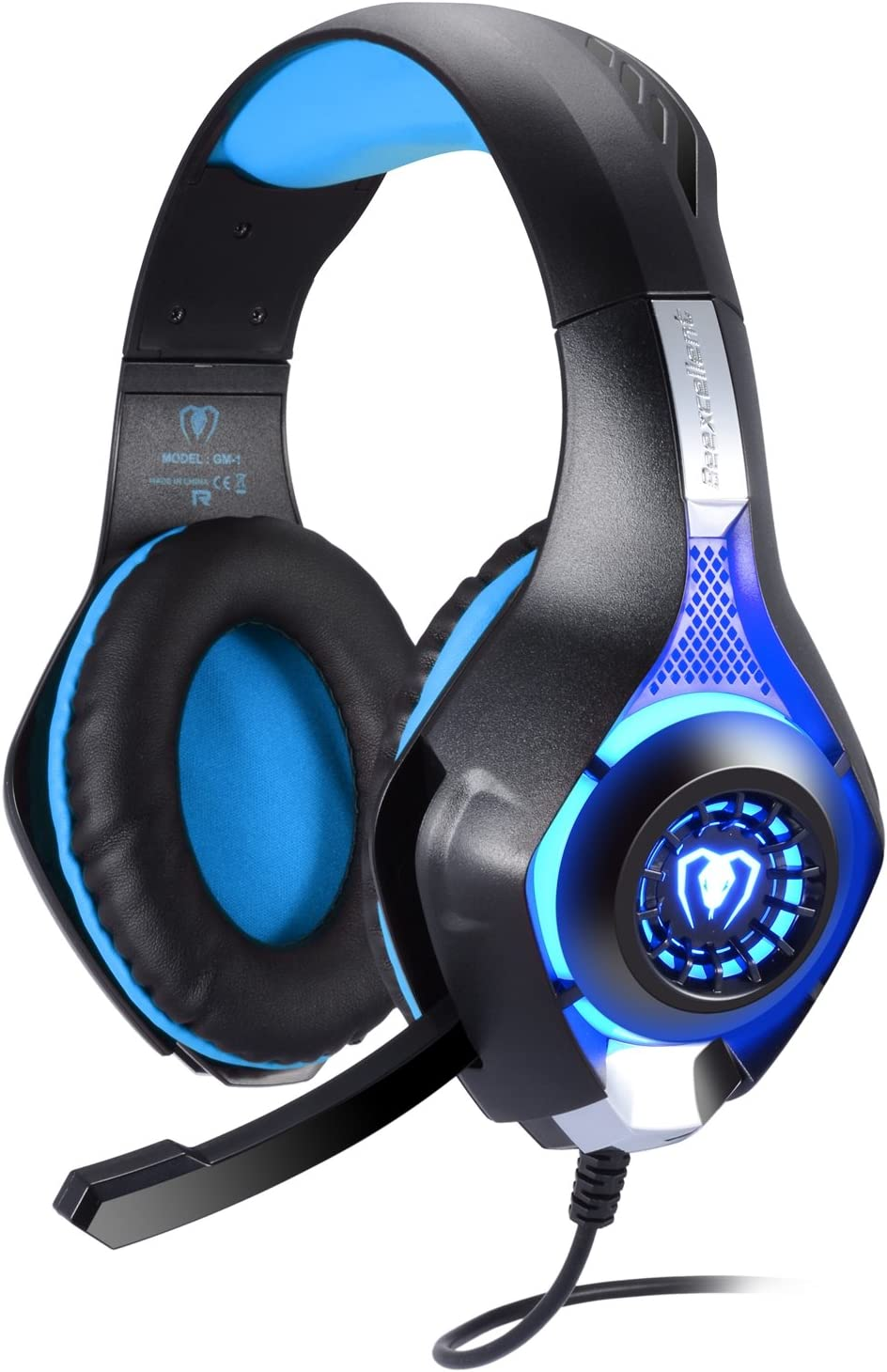 TurnRaise Stereo Bass PC Gaming Headset