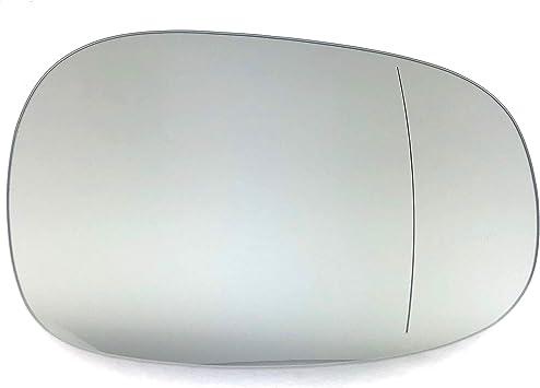 US Made Door Mirror Glass Passenger Side For BMW 323I 328I 335D 335I M3