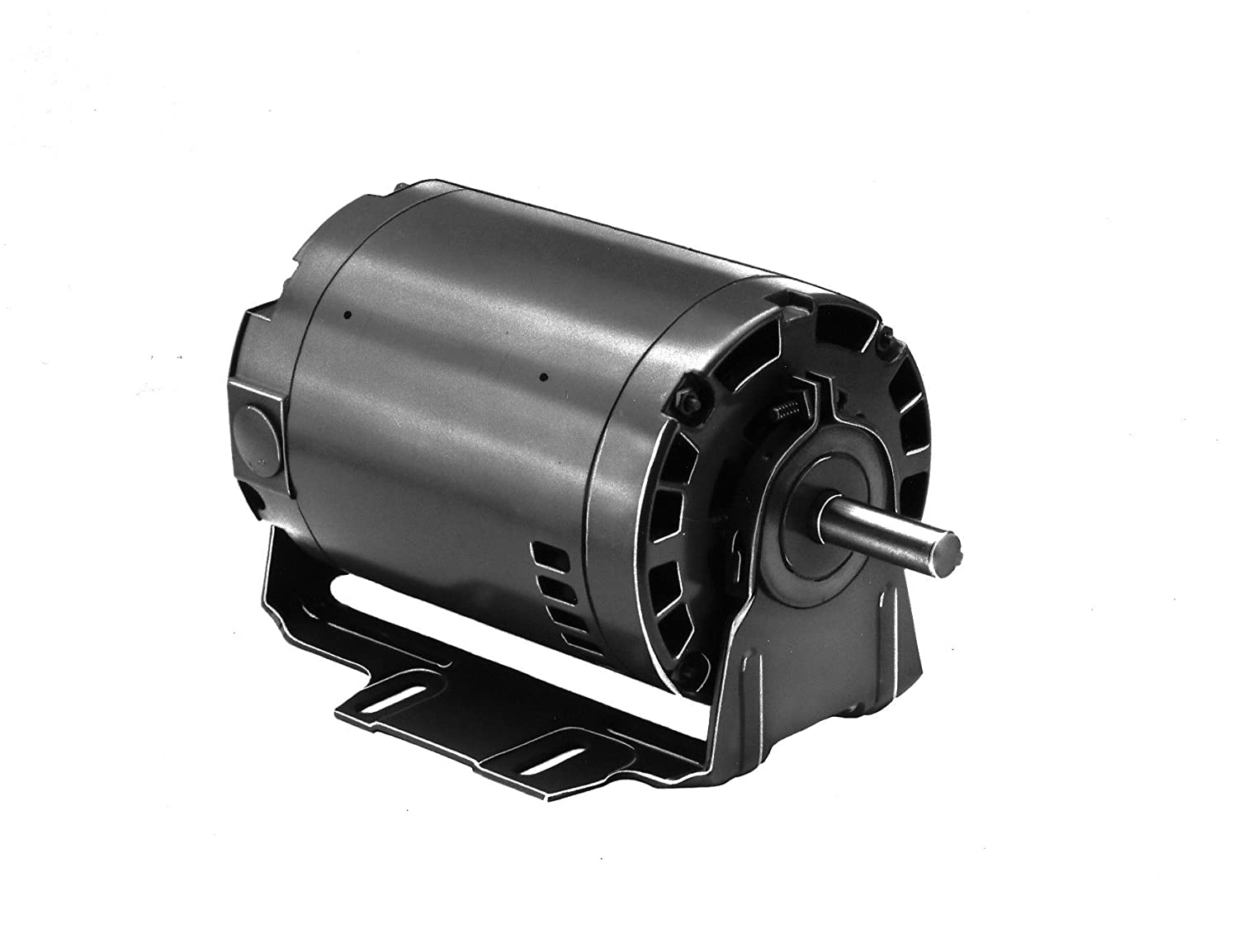 Fasco D6626 Open Drip Proof 3 Phase Frame Motor with Ball Bearing, 3/4HP, 1725RPM, 208-230/460V, 60Hz