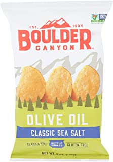 product image for Boulder Canyon Chips Kettle Olive Oil Natural, 5 oz