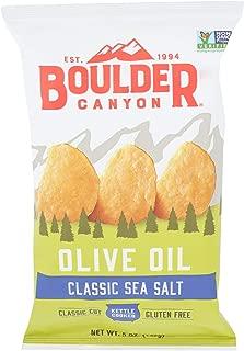 product image for Boulder Canyon Chips Kettle Olive Oil Natural, 5 oz