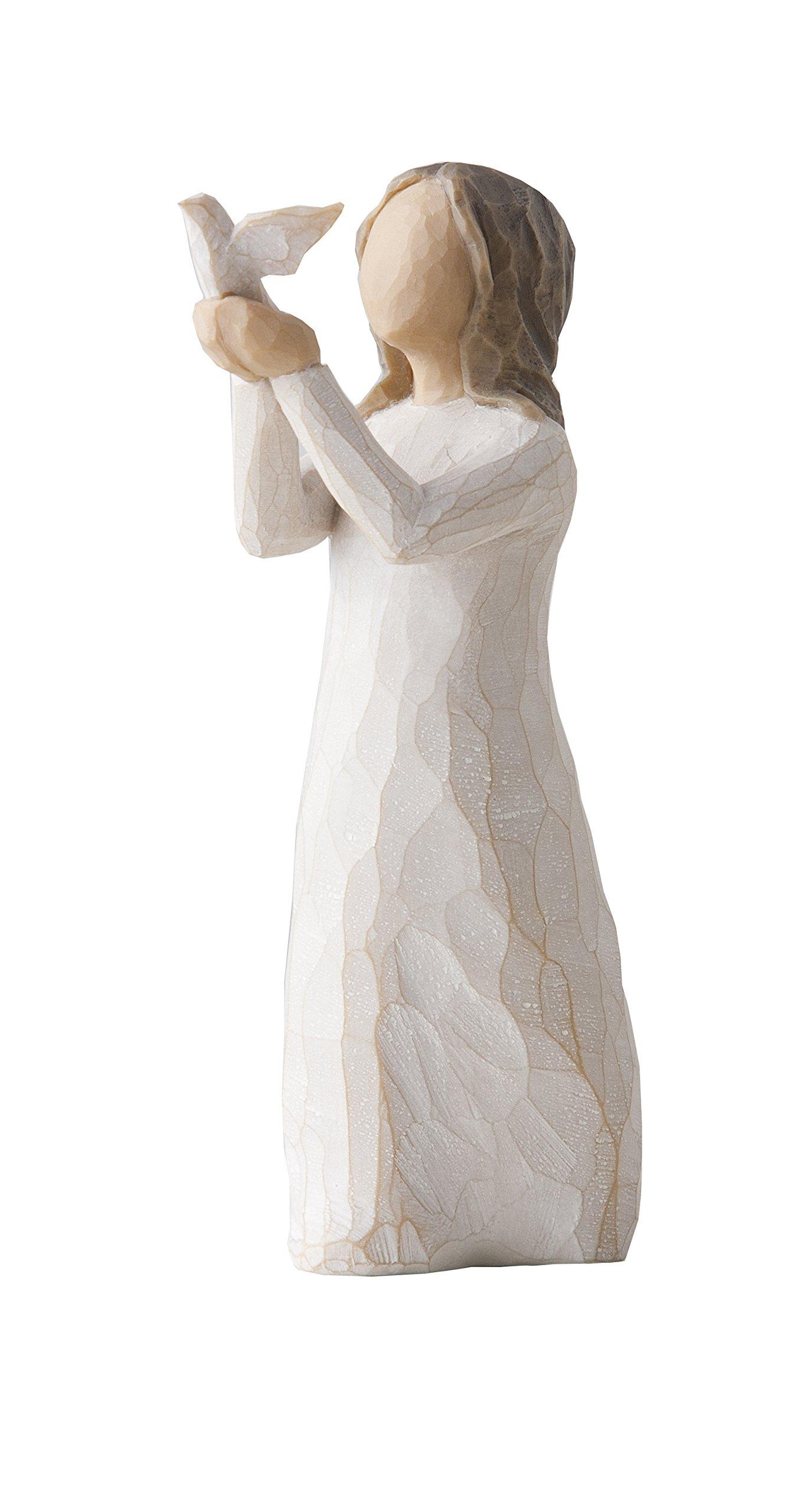 willow tree soar figurine new ebay. Black Bedroom Furniture Sets. Home Design Ideas