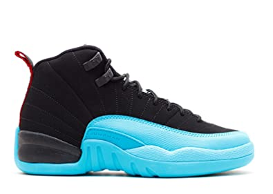 Image Unavailable. Image not available for. Color  Nike Air Jordan 12 Retro  (GS) Gamma Blue ... f60c1113d