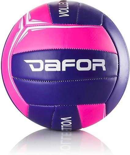Dafor Balón Volleyball Match Rosa(Talla: 5): Amazon.es: Deportes y ...