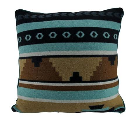 Amazon.com: Rústico Southwest Lodge decorativos de Vellón ...