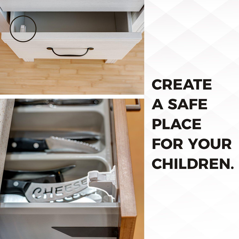 Amazon Magnetic Cabinet Locks Child Safety