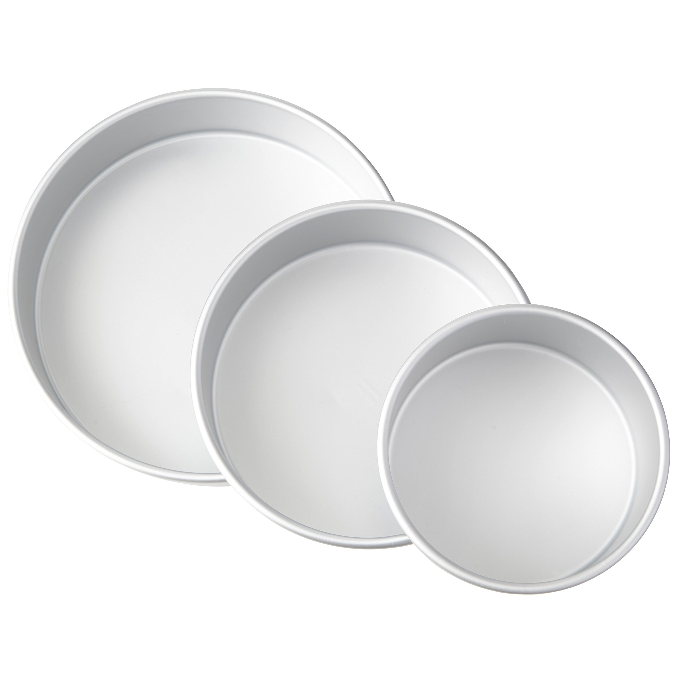 Wilton So You've Always Wanted to Make a Tiered Cake Pan Set by Wilton