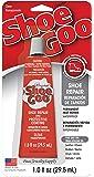 Shoe GOO 110232 8 Pack 1-Ounce Shoe Goo Repair & Coating, Clear