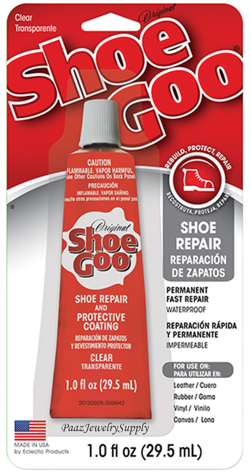 OZ Tube Shoe Goo