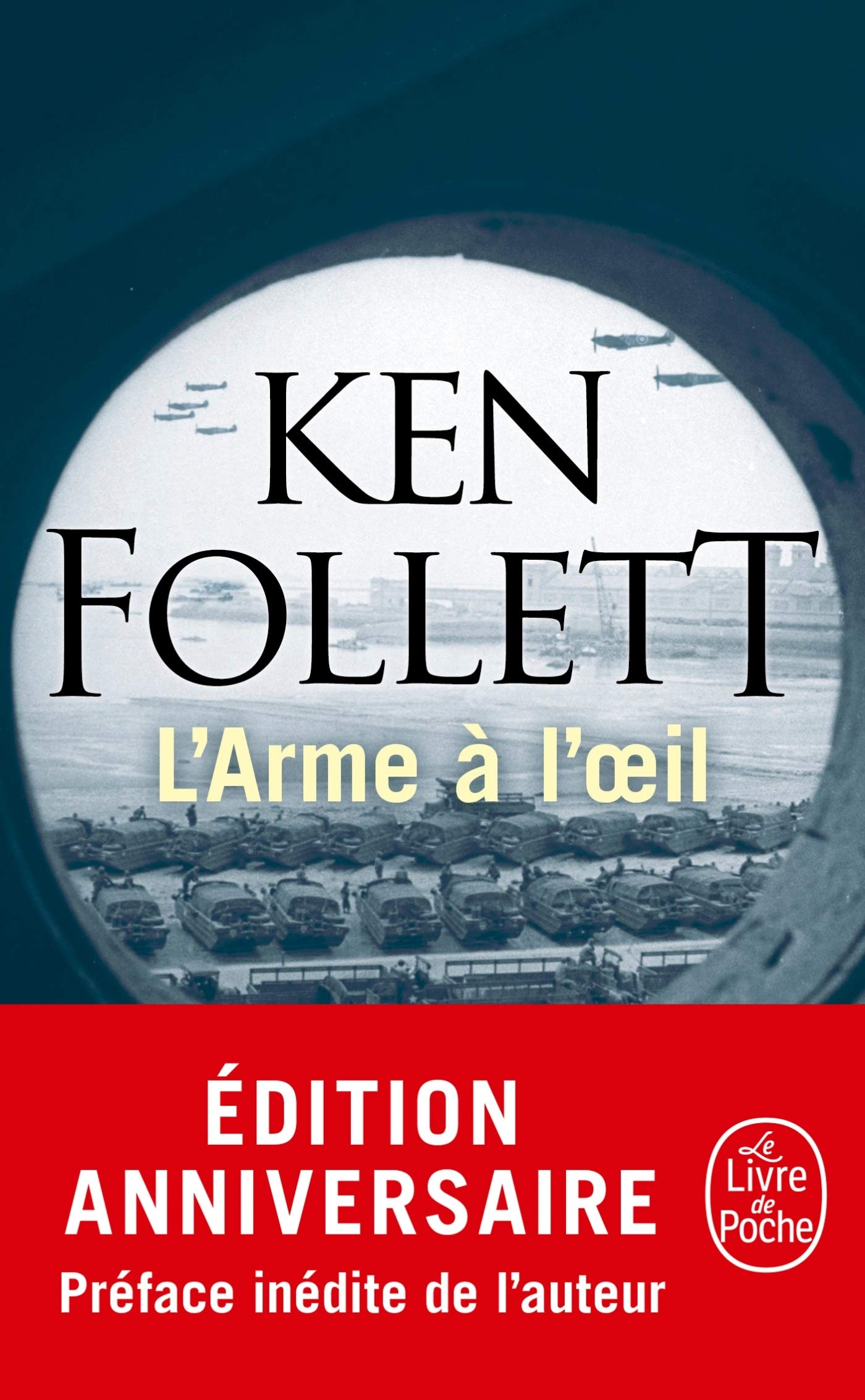 Amazon Fr L Arme A L Oeil Ken Follett Livres
