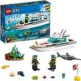LEGO® City Dalış Yatı (60221)