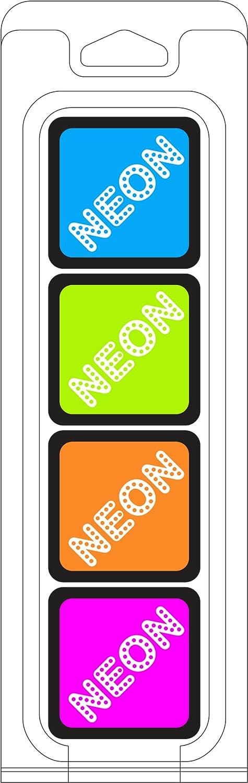 Neon Hero Arts AF241 4-Ink Cube Pack