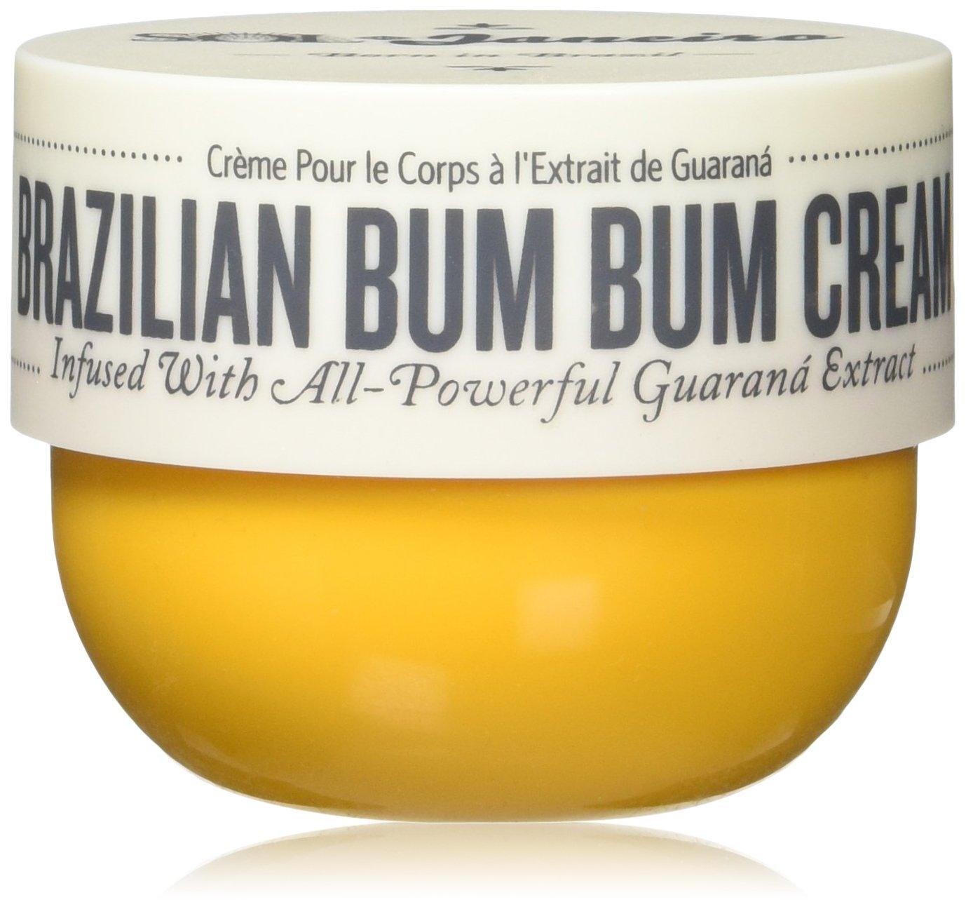 Sol De Janeiro Brazilian Bum Bum Cream, 8.1 Fl oz by Sol de Janeiro