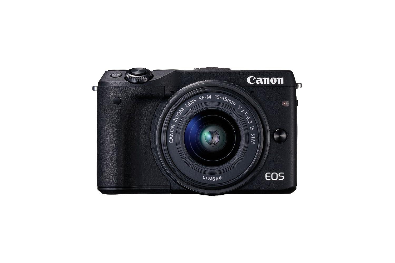 Canon EOS M Cámara EVIL de  MP enfoque automático máxima resolución