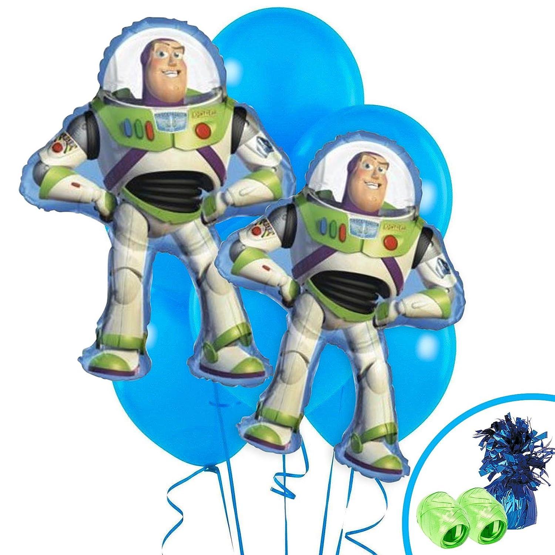 Toy Story Jumbo Balloon Bouquet Kit   B07BZQN4ST
