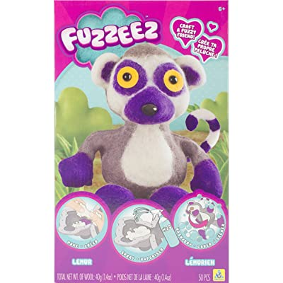 Fuzzeez Lemur SEEDS ONLY: Toys & Games