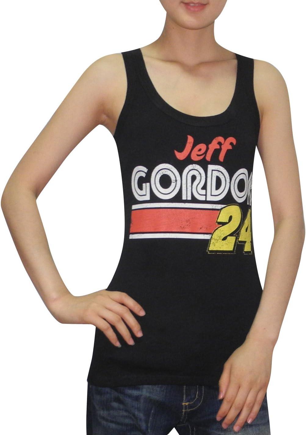 Mujer NASCAR Jeff Gordon #24 atlético de cuello redondo ...