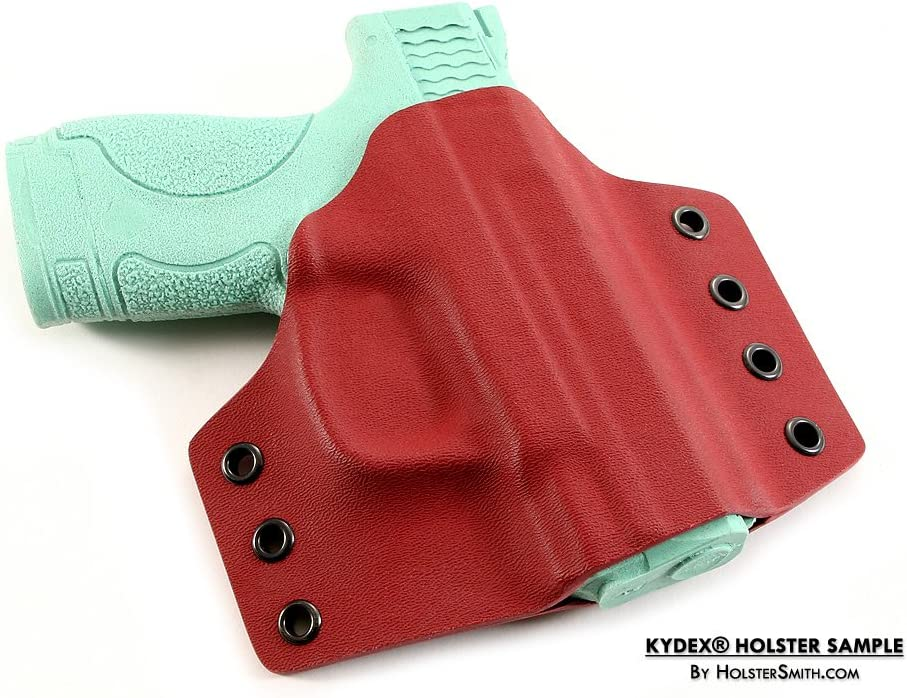 .060 - - Color Collection 12 x 12 HolsterSmith: KYDEX Sheet -