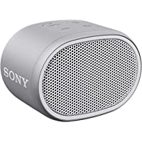 Sony SRSXB01W Wireless Audio Speakers, White, (SRSXB01W)